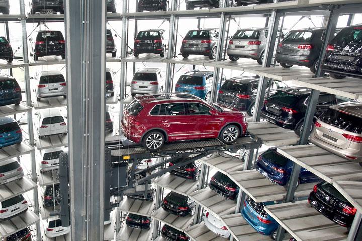Autoparkering